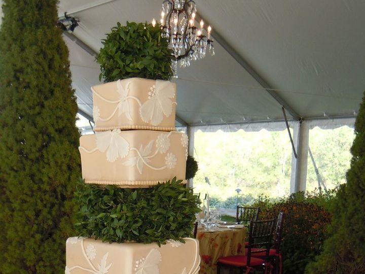 Tmx 1343755384940 091711RachelZ2 Raleigh wedding cake