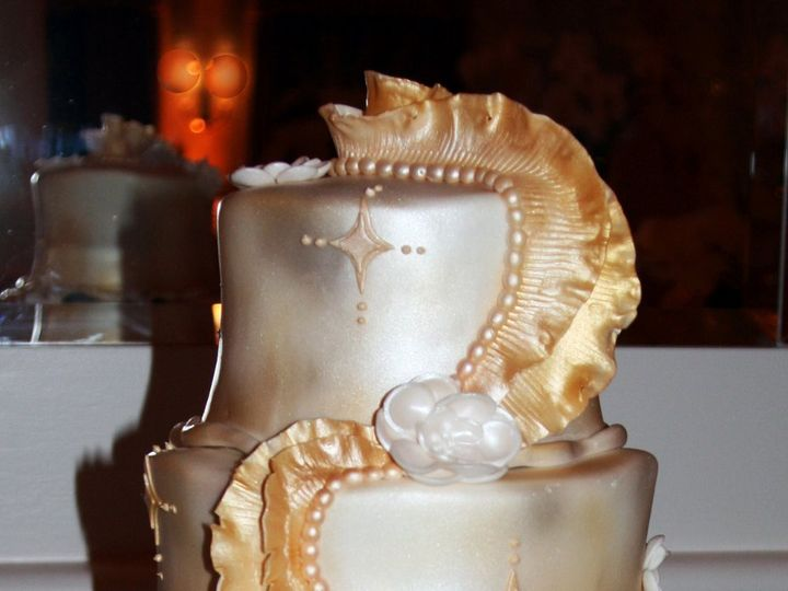 Tmx 1343755651326 121711GregandNed4copy Raleigh wedding cake