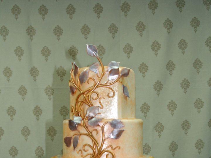 Tmx 1418393107777 040114 Cake Central 2 Raleigh wedding cake