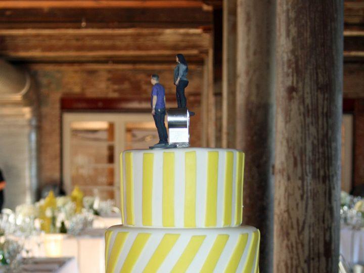 Tmx 1418393164276 052514 Elizabeth R Ma Moca Raleigh wedding cake