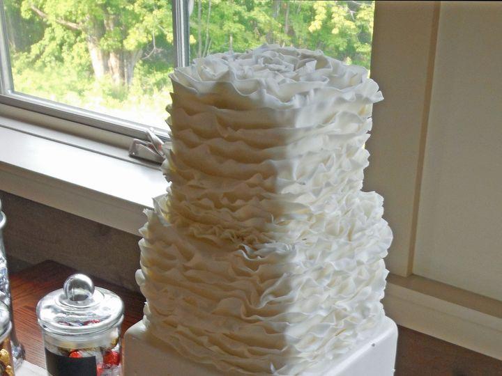 Tmx 1418393255482 071214 Megan Mcdevitt Mt Top Raleigh wedding cake