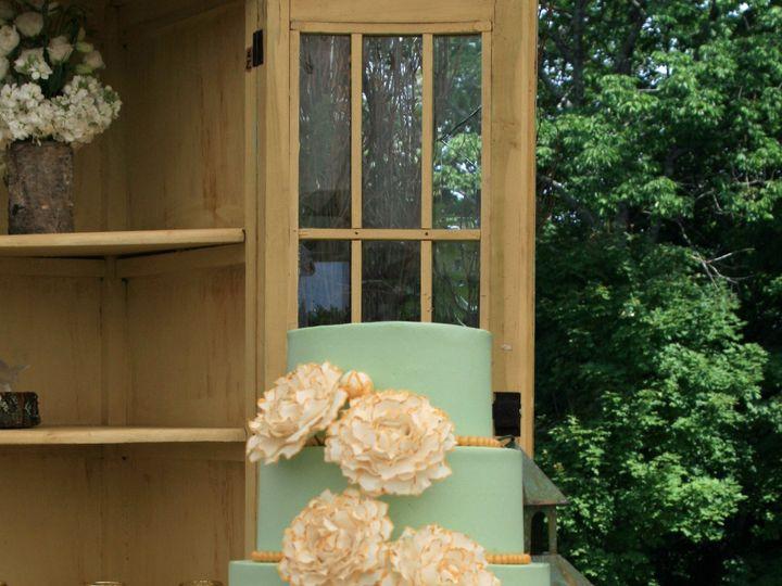 Tmx 1418393337892 080214 Barbara S Woodstock Raleigh wedding cake