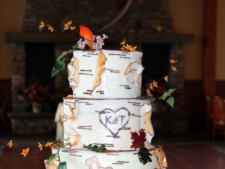 Tmx 1418393416366 092014 Kate S Stratton Raleigh wedding cake