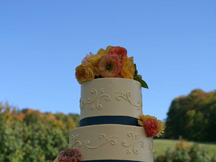 Tmx 1418393500600 092714anne T Reading Farm Raleigh wedding cake