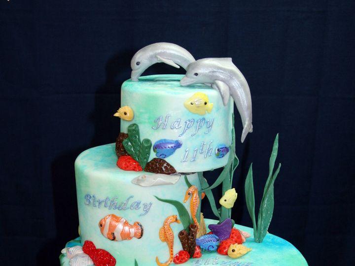 Tmx 1465476018305 022616 Icing Smiles Cake Raleigh wedding cake