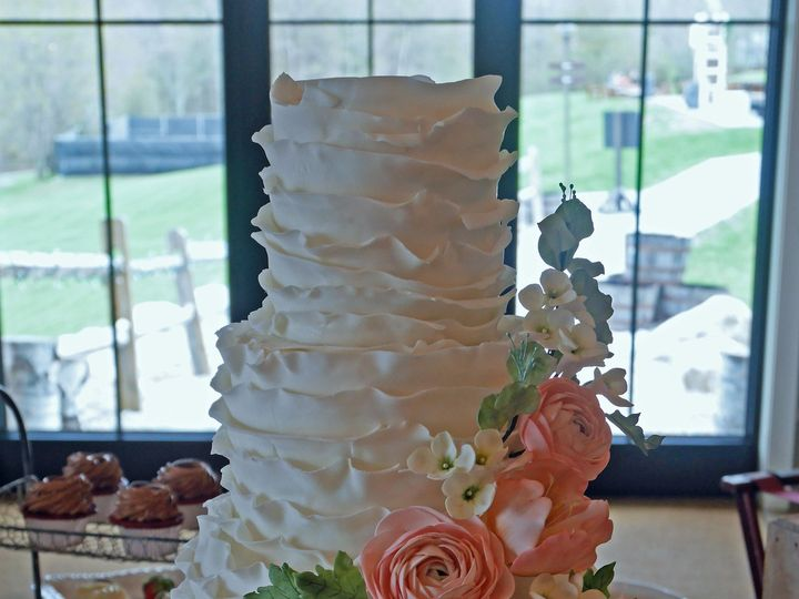 Tmx 1465476040433 051416 Liz Muller Raleigh wedding cake