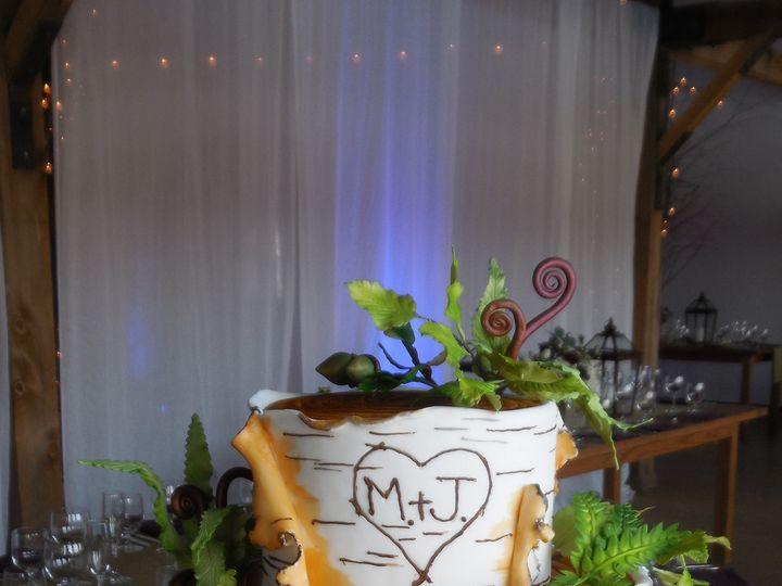 Tmx 1465476366607 032815 Megan S Raleigh wedding cake