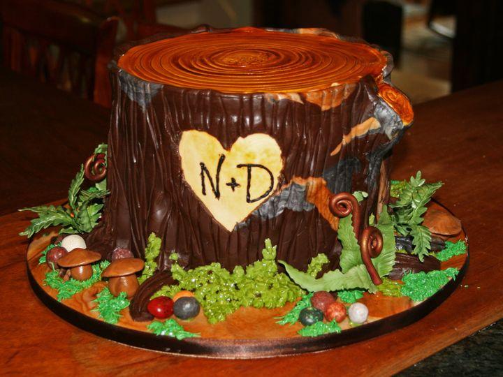Tmx 1465476443129 072515 Nicole H Raleigh wedding cake