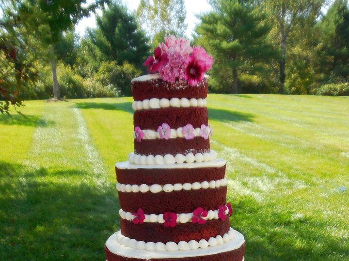 Tmx 1465476575577 091915 Fiona T Cake Raleigh wedding cake