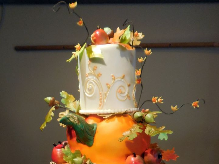 Tmx 1465476632136 102415 Kim G Front Raleigh wedding cake