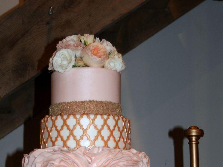 Tmx 1465476660629 102415 Kristen F 2 Raleigh wedding cake