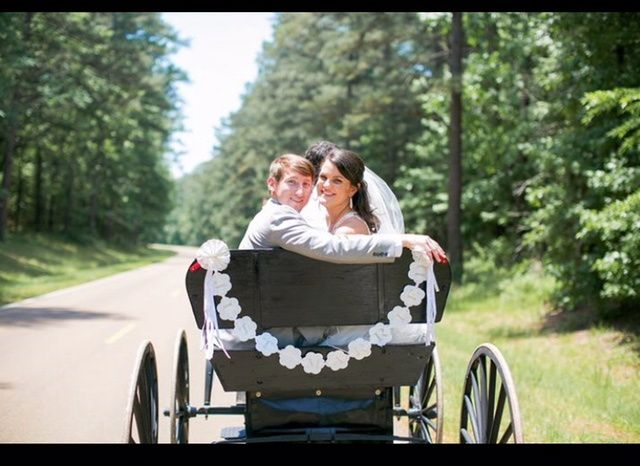 Horse & Buggy can be rented
