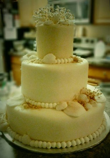 The Sugar Lush Cakes and Confections - Wedding Cake - Norfolk, VA ...