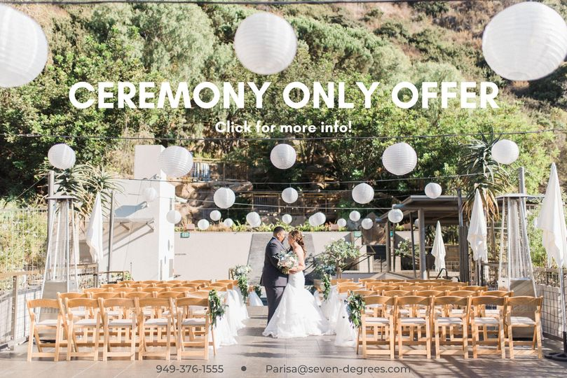 7d ceremony only offer photo 51 1438 159483856184053