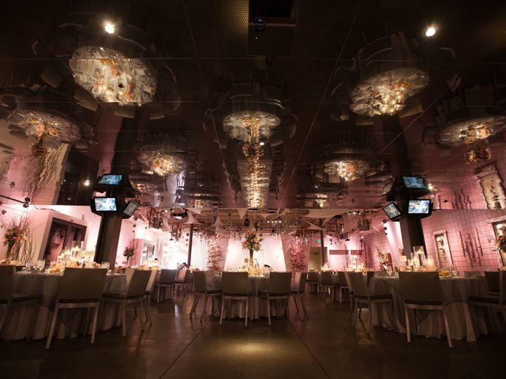 Tmx 1491073818603 Media Lounge With Pink Lighting Laguna Beach, CA wedding venue
