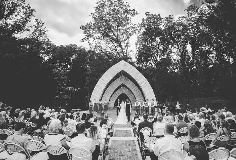 celebration farm wedding