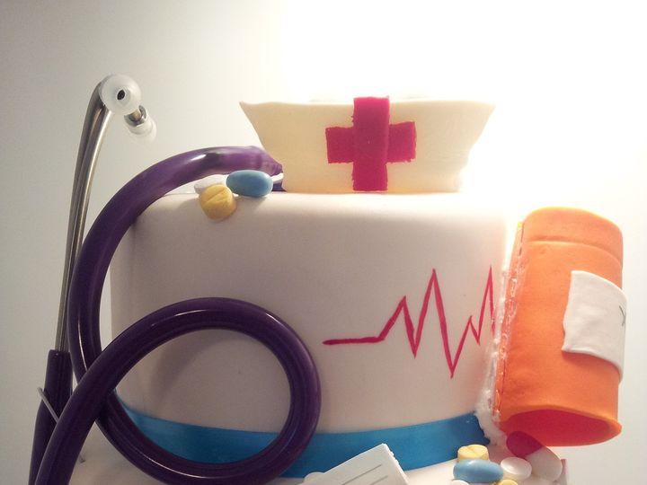 Tmx 1386689252151 Nurse Cak Saint Petersburg wedding cake