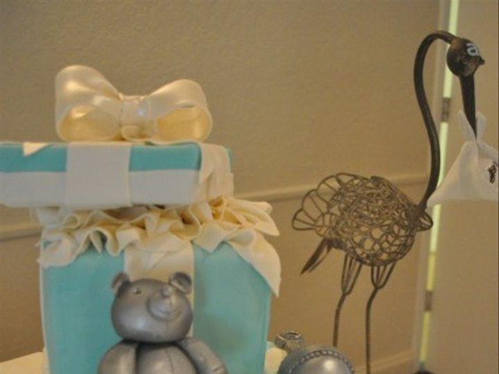 Tmx 1386689306749 Twins  Co Cake  Saint Petersburg wedding cake