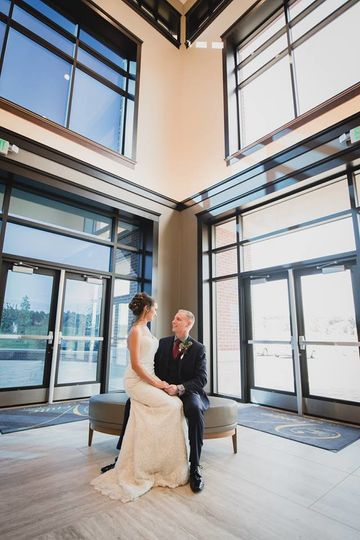 Main Entry Tower | Sullivan Photography