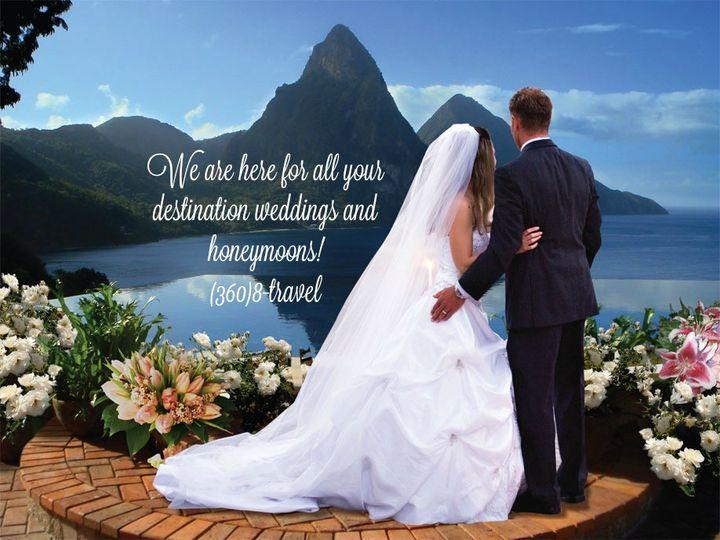 Tmx 1456852338104 St Lucia Wedding.. Ridgefield wedding travel