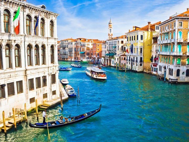 Tmx 1456852350060 Beautiful Water Street Grand Canal In Venice Italy Ridgefield wedding travel