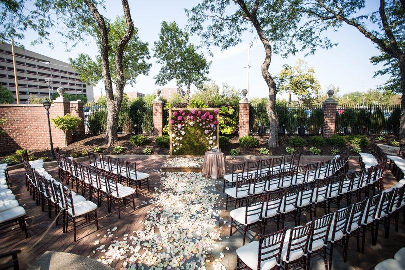 Grand Garden Ceremony