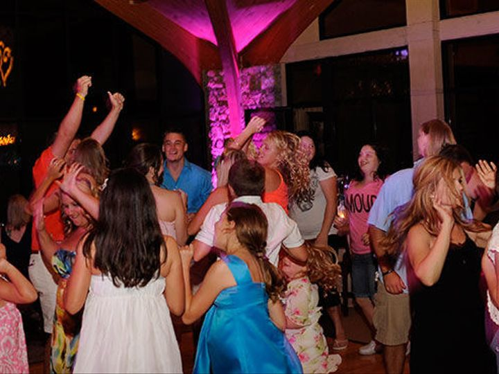Tmx 1522360330 644518b4f8cceb3c 1522360329 8b9f7b7cde914860 1522360324987 5 Dancefloor Wedding Tulsa wedding dj