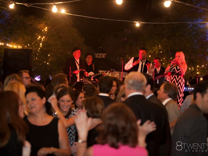 Tmx 1441928873949 0579 130921 Cece Frankie Wedding  8twenty8 Studios La Mesa, CA wedding band