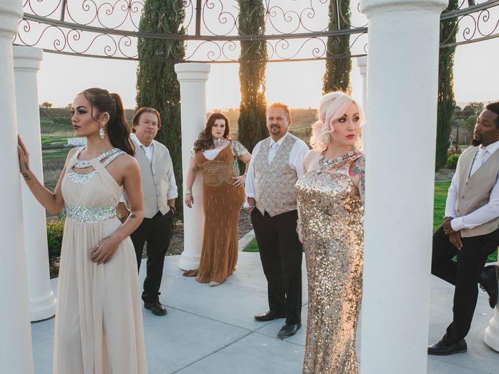 Tmx 1514577949686 Elegant Columns Live La Mesa, CA wedding band
