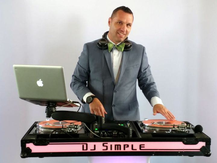 Tmx 1533140819 4f5d4bd923bde452 1533140816 A0db55f393d5421a 1533140795944 13 DJ Simple Wedding La Mesa, CA wedding band