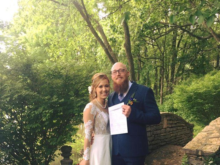 Tmx 1504223936625 18595347101561769215730822737804501325970840o Overland Park wedding officiant