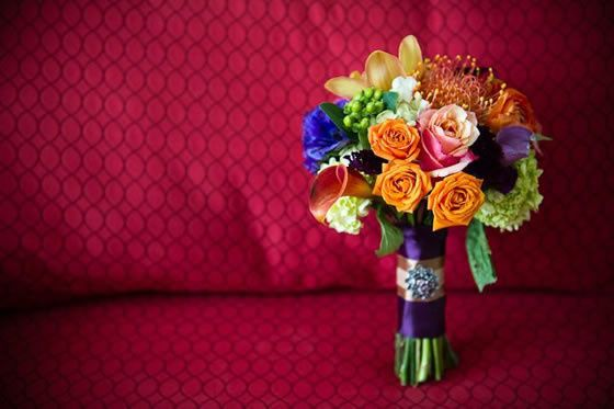 Tmx 1496839018374 Colorfulbouquetflowers02 Reisterstown, MD wedding florist