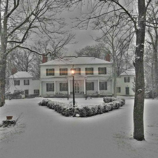 Snow day at the inn