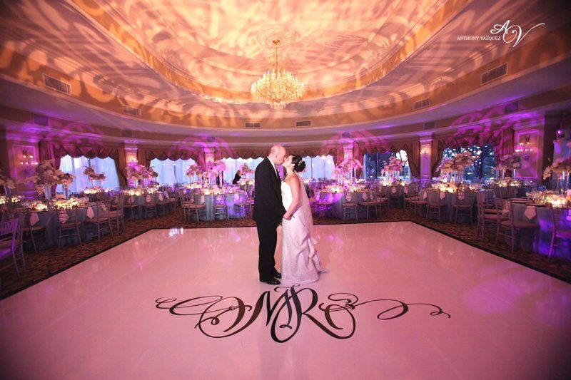 Seamless White Dance Floors - Event Rentals - Costa Mesa ...