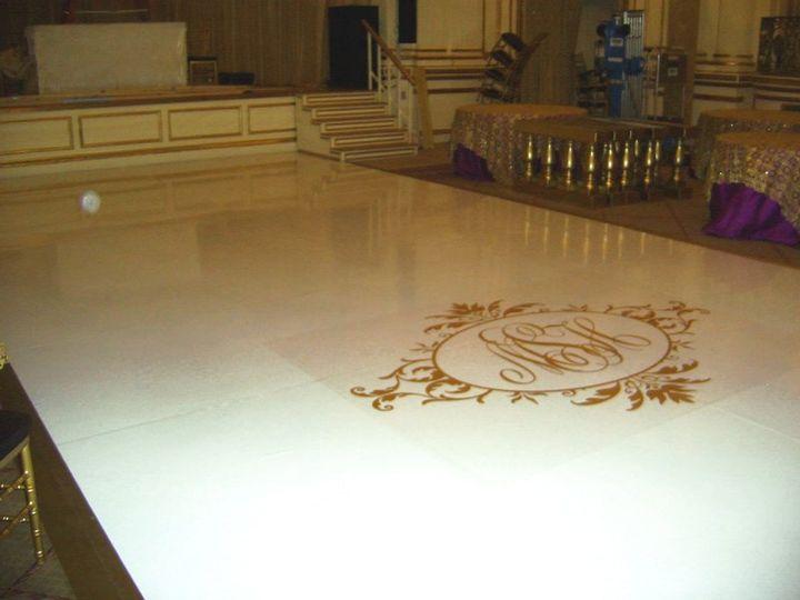 White Seamless Flooring Seamless White Dance Floors