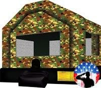military bounce house columbus ga