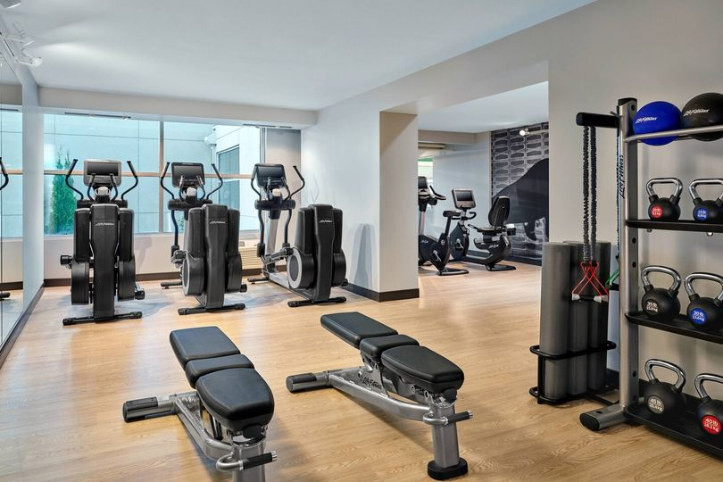 State of the Art Fitness Cente