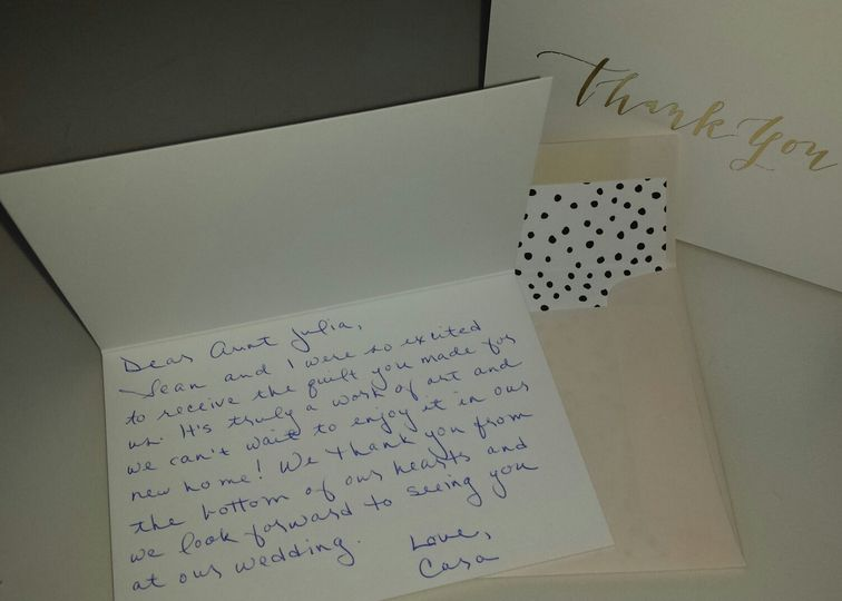 This beautiful note card is from Paper & Pearl. Visit paperandpearl.com to see additional...