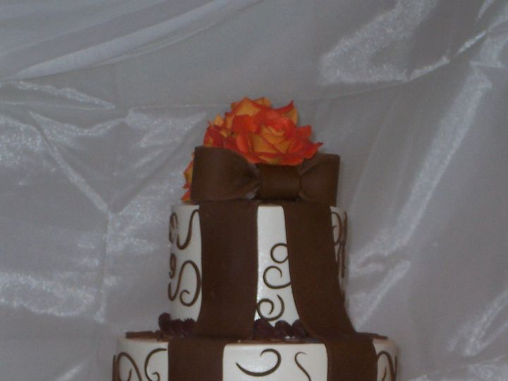 Tmx 1457229683778 40 Fairport, New York wedding cake