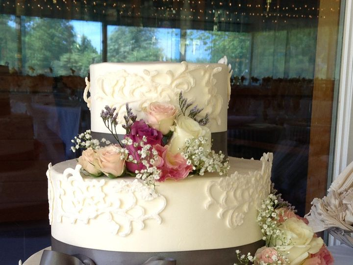Tmx 1514855965269 19 Fairport, New York wedding cake