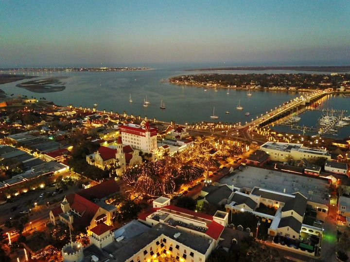 Tmx 1498710350162 Night Of Lights Saint Augustine, FL wedding videography