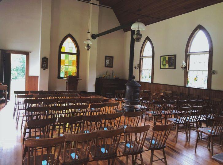 Indoor Chapel