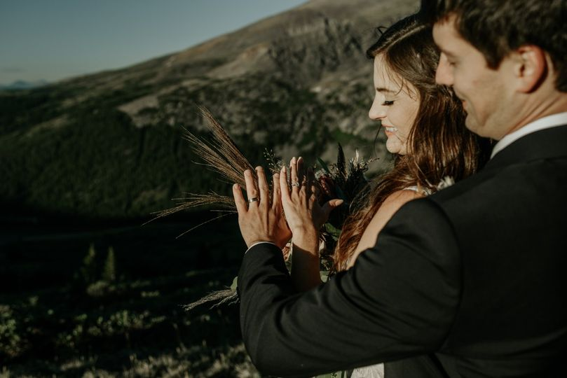 Elopement Small Moments