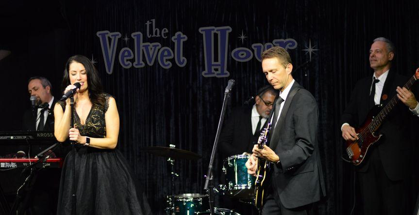 The Velvet Hour