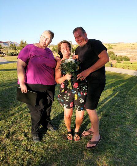 Weddings can get GOOFY