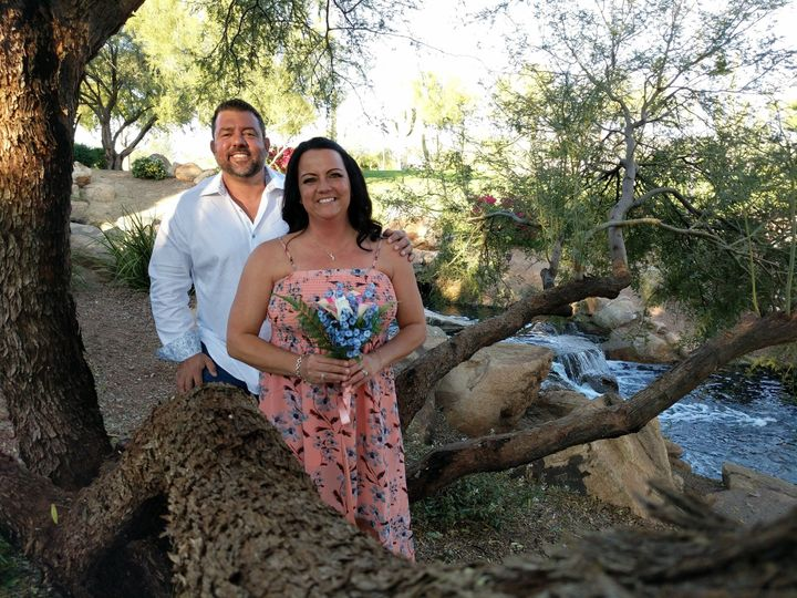 Vow Renewal - 10 years