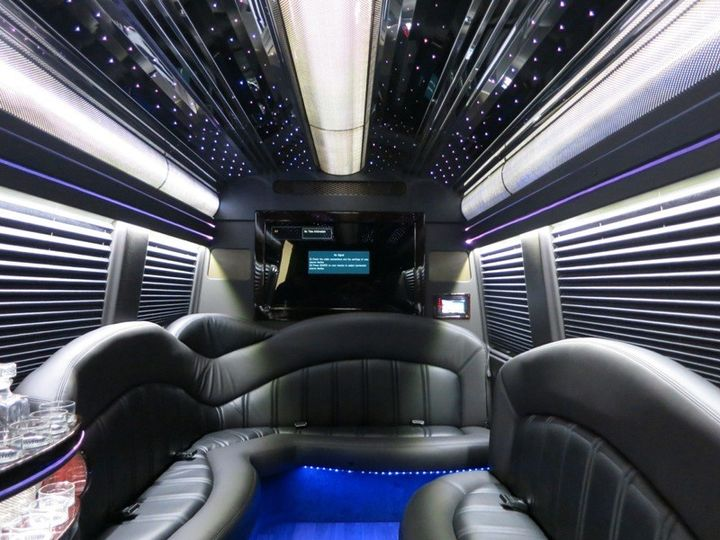 Mercedes Luxury Coach (14-pax)