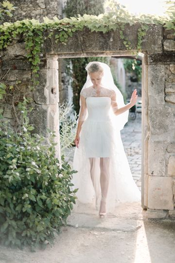 Wedding in Provence, France