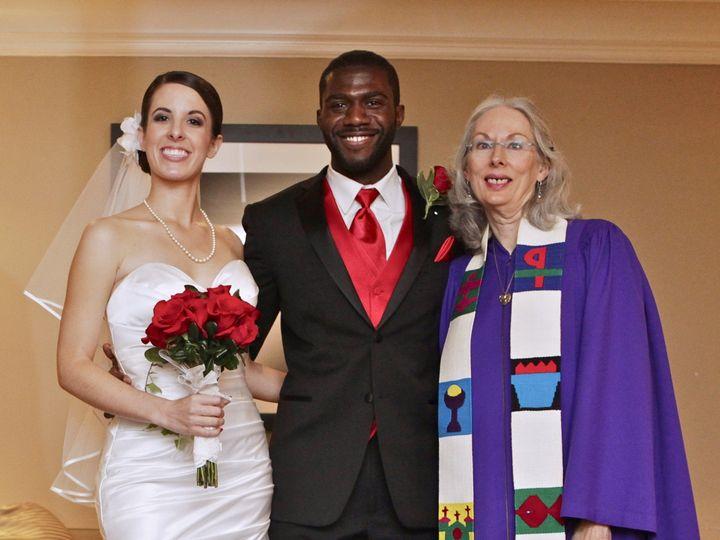 Tmx 1470774190503 David And Raebekah Rev Janice Briarcliff Manor, New York wedding officiant