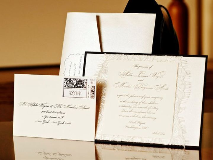 Tmx 1355162671596 267630101007841046249096801811670243892776100n Larchmont wedding invitation